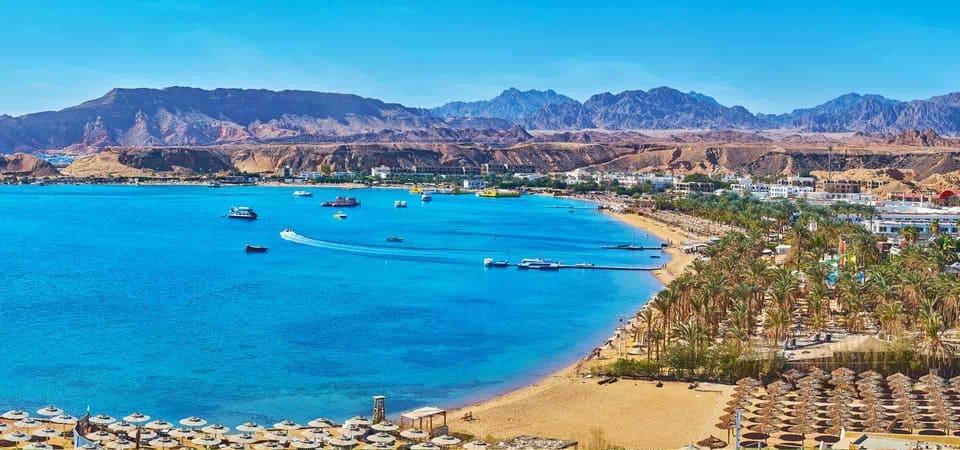 Temperatura e clima a Sharm el Sheik: quando partire?